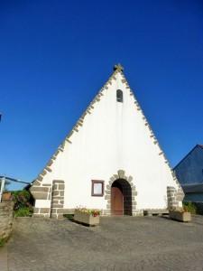la chapelle de kervoyal