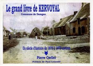 Grand livre de Kervoyal