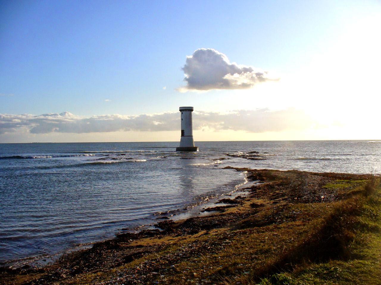 La tour des Anglais à Pénerf