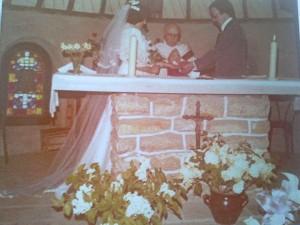Mariage à Kervoyal en mai 1978 3/3