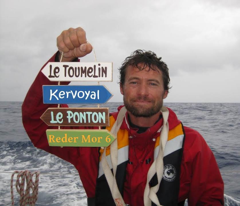 Yann Réveillant, Ambassadeur de Kervoyal, et maintenant du Reder Mor 6!