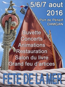 fête de la mer 2016 pénerf damgan