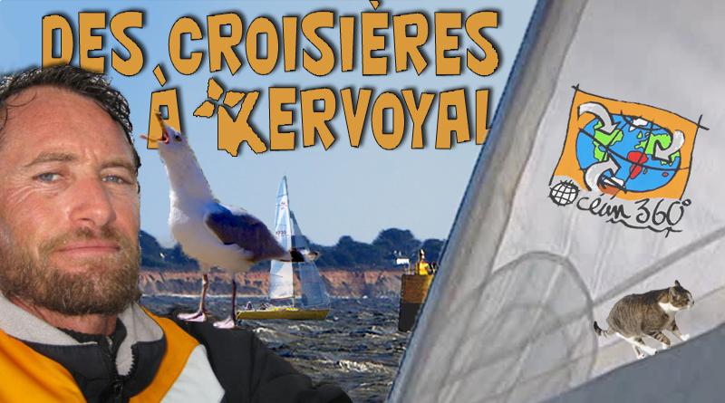 Yann Réveillant de Kervoyal en Damgan Sud Morbihan école de voile Océan 360°