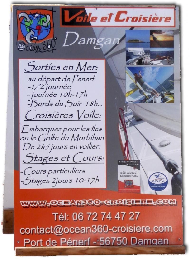 stop Yann Réveillant océan 306° Kervoyal
