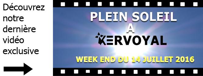 vidéo 14 juillet à Kervoyal