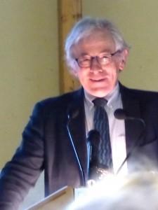 p1020341 Hervé Pellois député du Morbihan Janvier 2016, salle du Loch lors des vœux à Kervoyal!