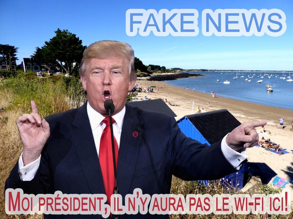 fake news trump kervoyal en damgan brittany