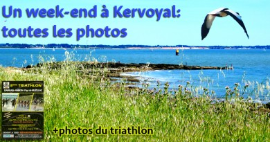 article 22 mai 2017 triathlon kervoyal en damgan
