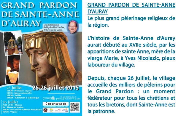 pardon de sainte anne d'auray 2017