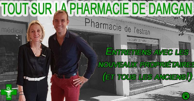 Tout sur la pharmacie de Damgan