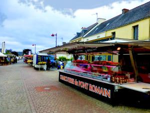 marché de kervoyal en damgan