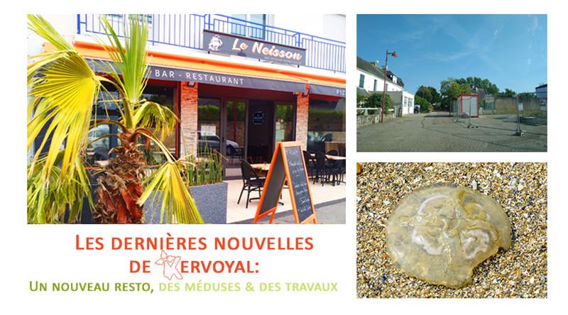 Un nouveau restaurant à Kervoyal: Le Neisson.