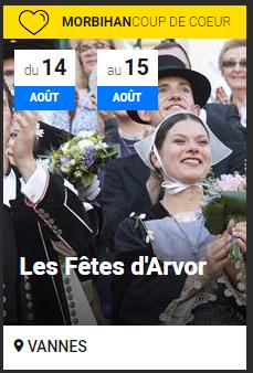 fête d'arvor vannes 2019
