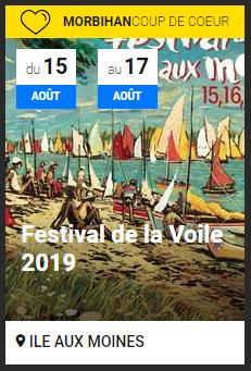 festival de la voile île aux moines 2019