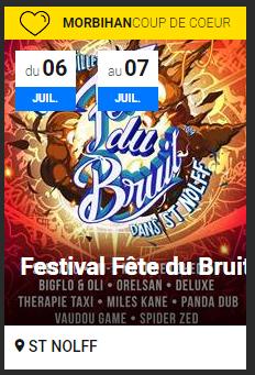 festival fête du bruit saint nolf 2019