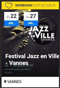 festival jazz en ville vannes morbihan 2019