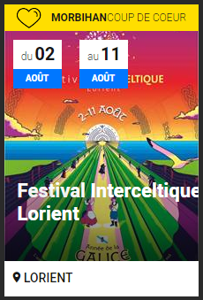fil festival interceltique de lorient 2019