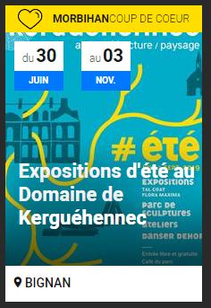 kerguéhennec 2019 exposition