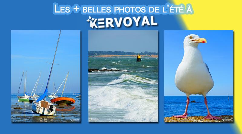Les plus belles photos de l'été à Kervoyal