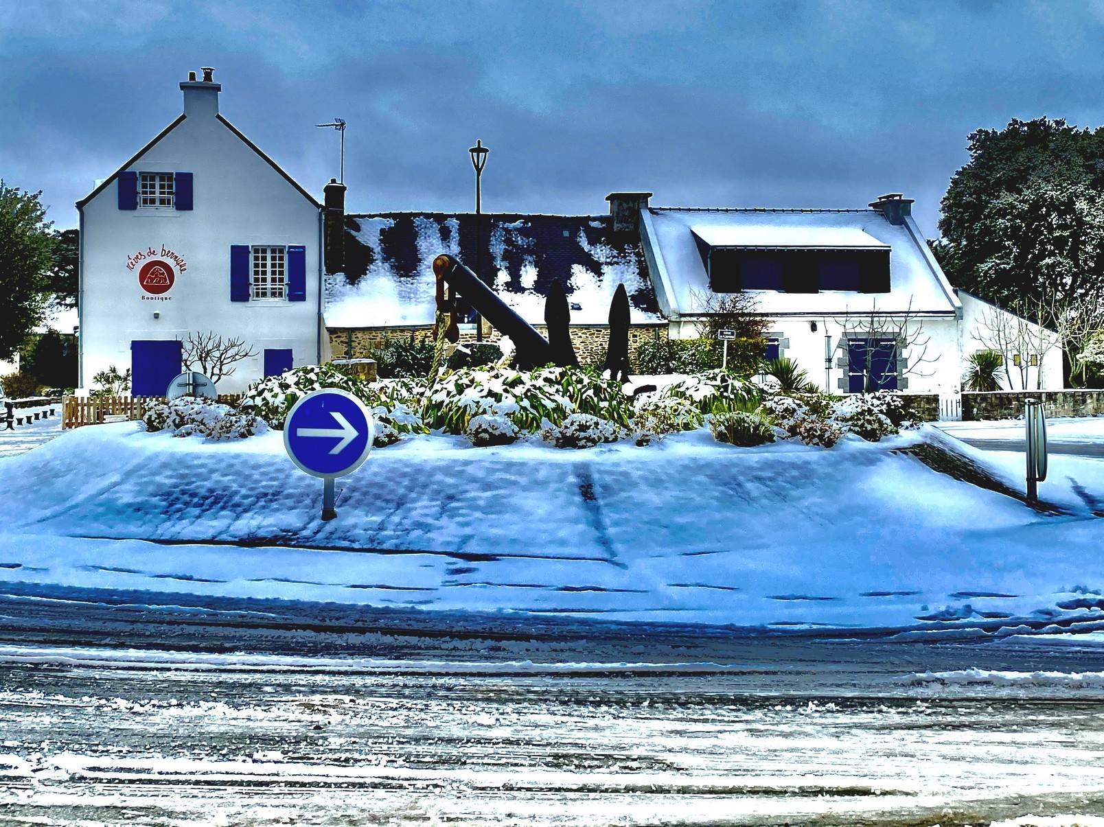 Penerf en Damgan sous la neige - morbihan bretagne©Philippe Jaquemin (11)