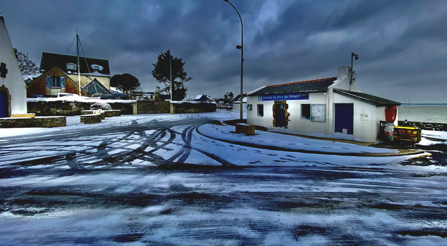 Penerf en Damgan sous la neige - morbihan bretagne©Philippe Jaquemin (14)