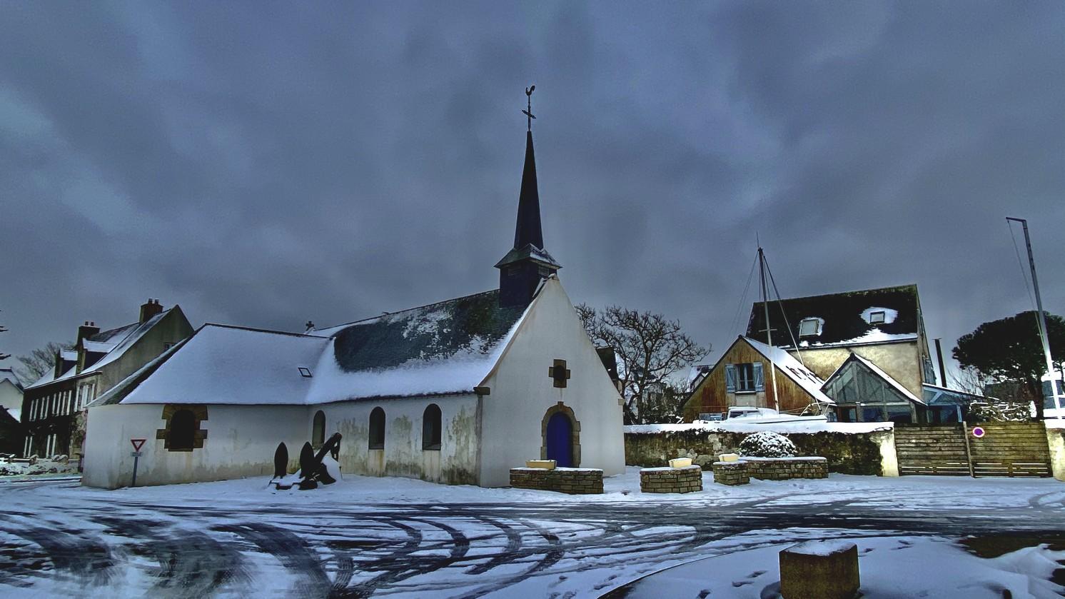 Penerf en Damgan sous la neige - morbihan bretagne©Philippe Jaquemin (16)