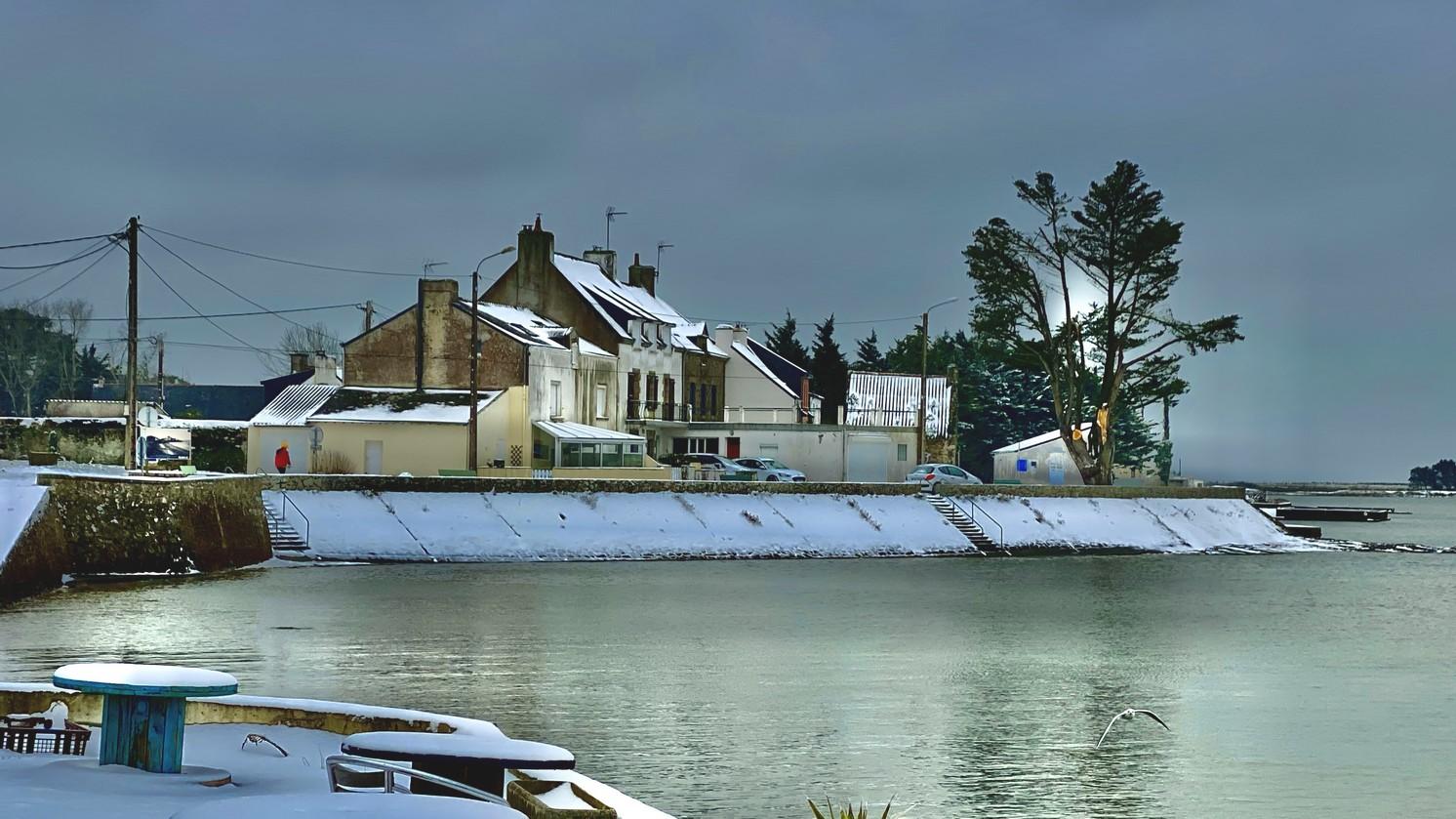 Penerf en Damgan sous la neige - morbihan bretagne©Philippe Jaquemin (20)