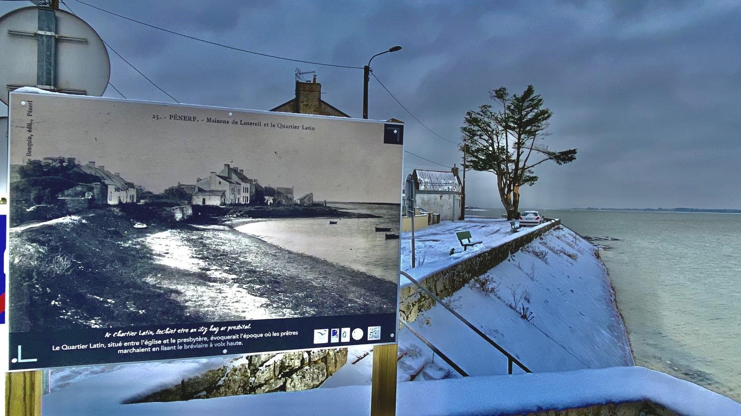 Penerf en Damgan sous la neige - morbihan bretagne©Philippe Jaquemin (22)