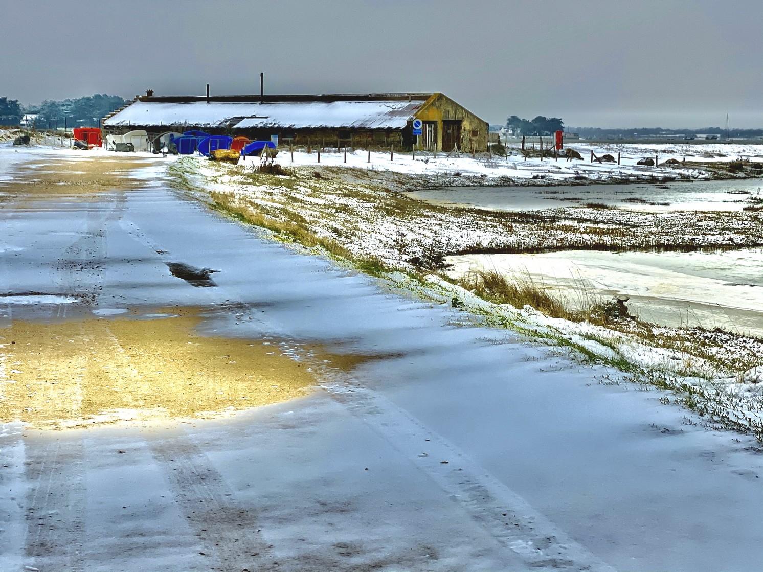 Penerf en Damgan sous la neige - morbihan bretagne©Philippe Jaquemin (6)