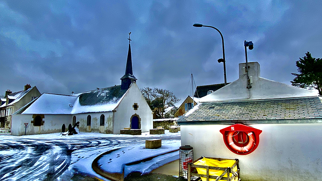 Penerf sous la neige 11-02-2021 ©Philippe Jacquemin