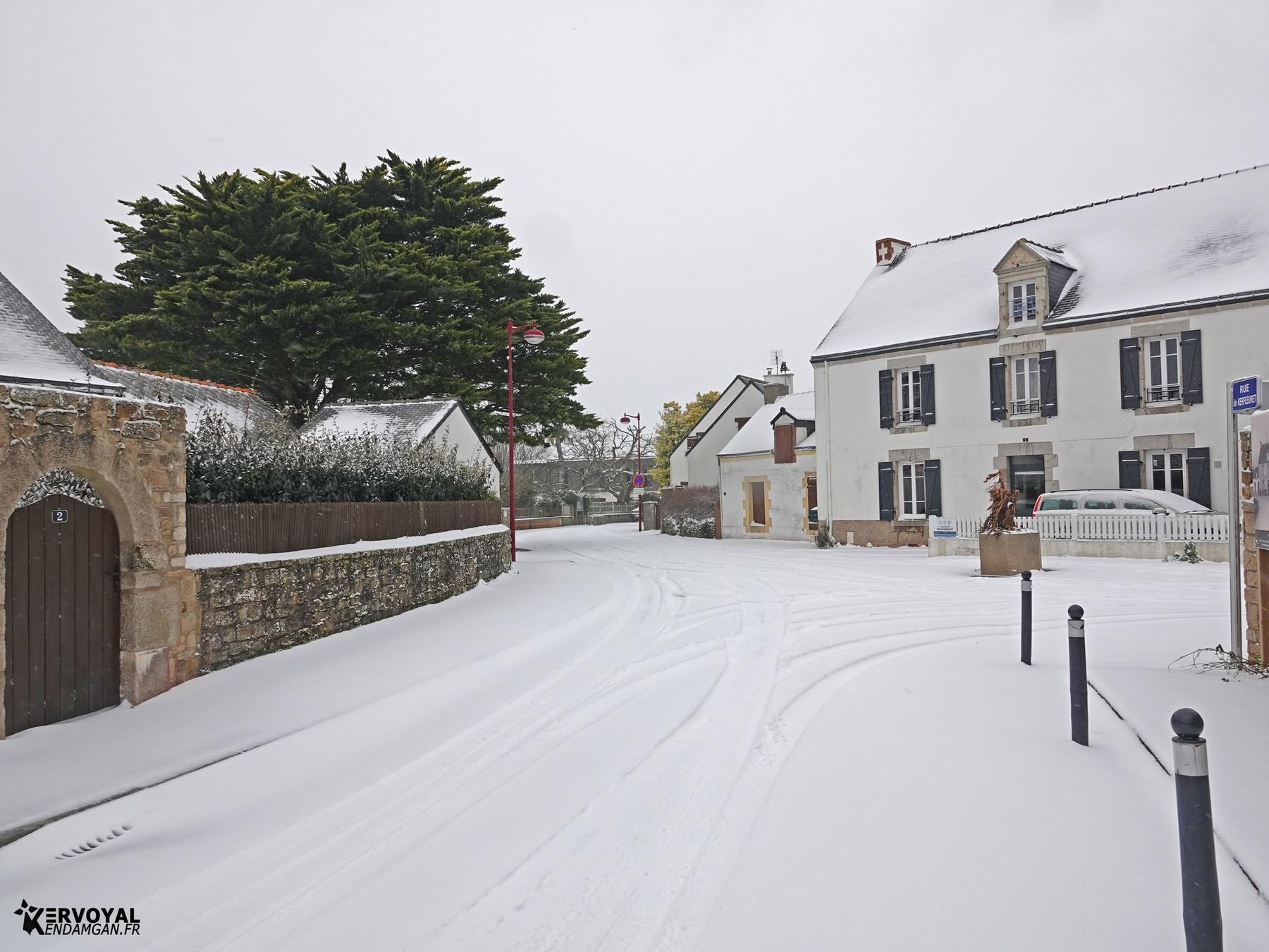 neige à kervoyal 11 février 2021 damgan morbihan (13)