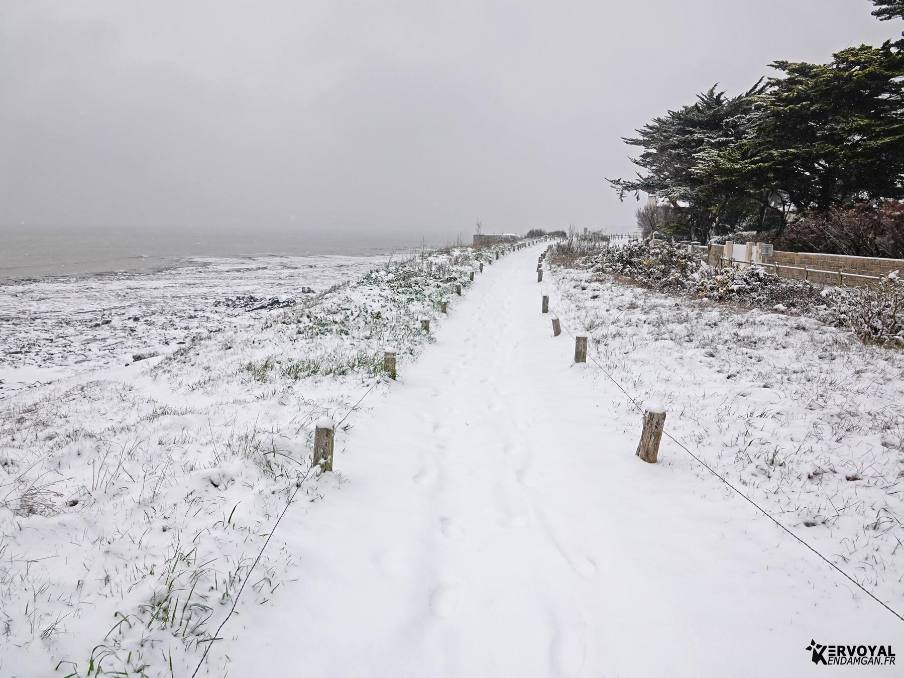 neige à kervoyal 11 février 2021 damgan morbihan (3)