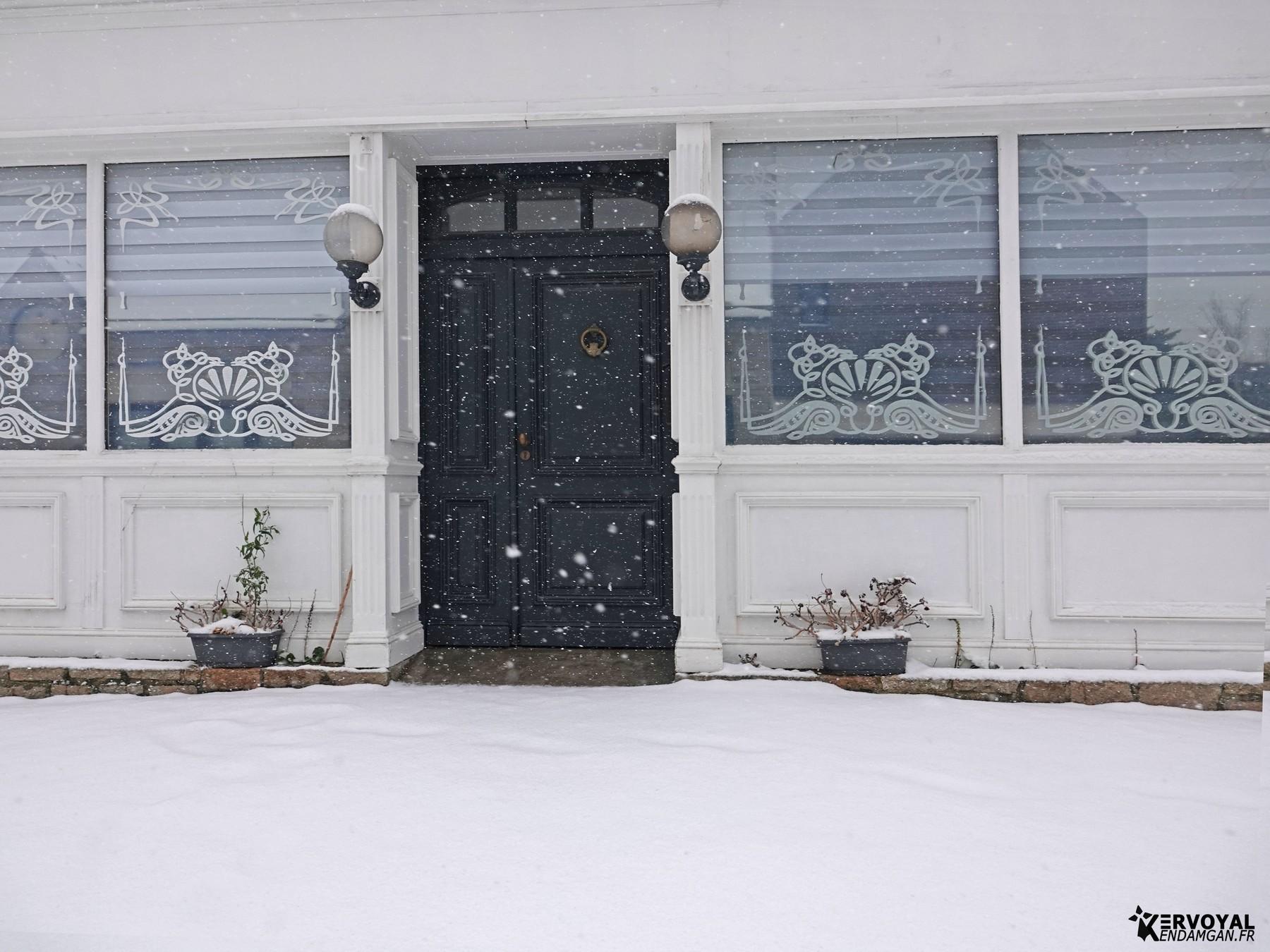 neige à kervoyal 11 février 2021 damgan morbihan (30)