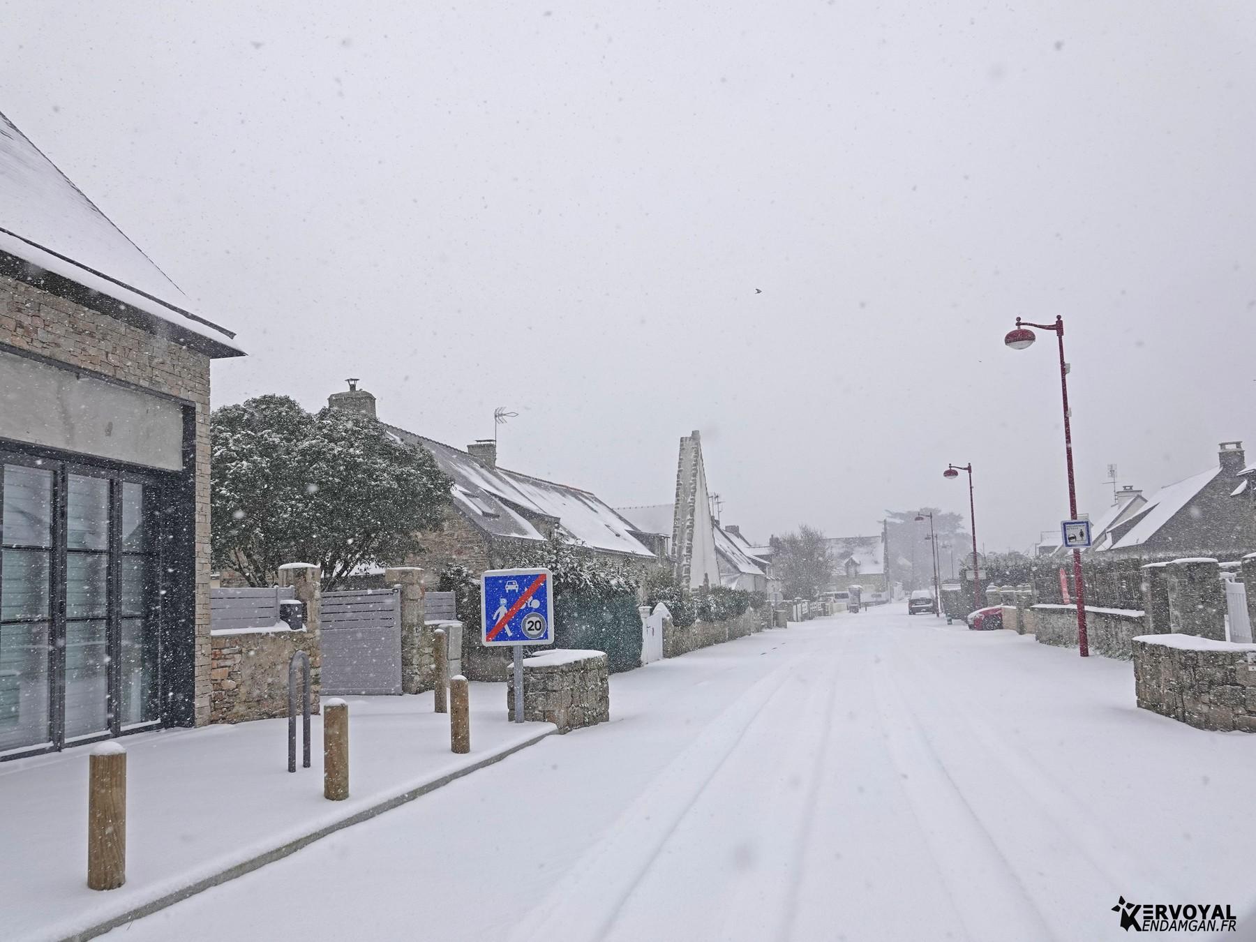 neige à kervoyal 11 février 2021 damgan morbihan (31)