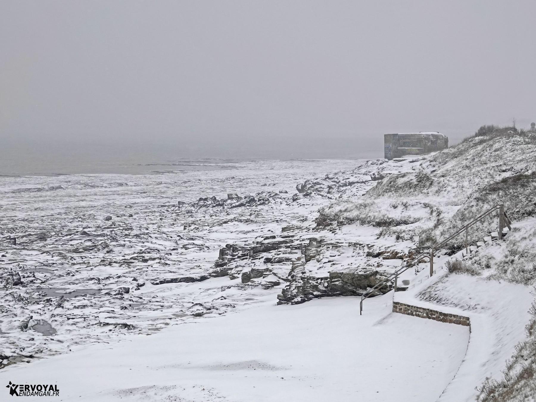 neige à kervoyal 11 février 2021 damgan morbihan (41)