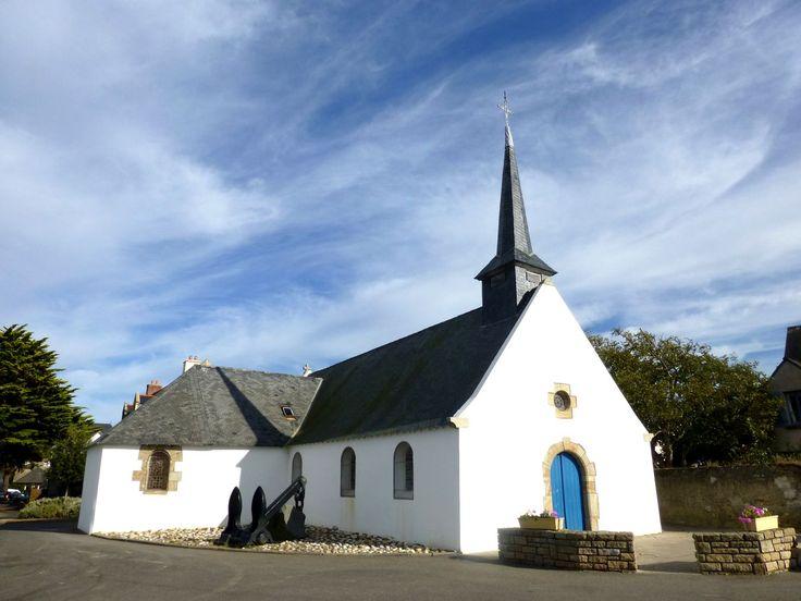 la chapelle Saint Pierre à Pénerf