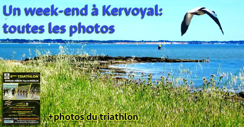 article 22 mai 2017 triathlon kervoyal en damgan