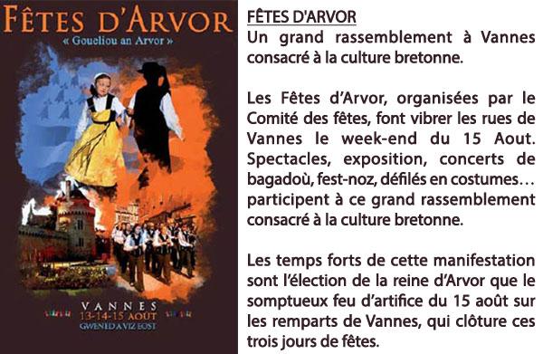 fête d'Arvor 2017