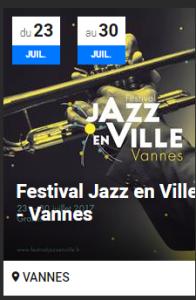 juillet 23 jazz à vannes