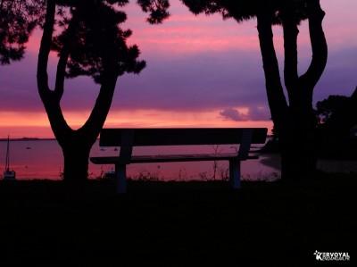 lever de soleil kervoyal damgan automne 2020 (2)